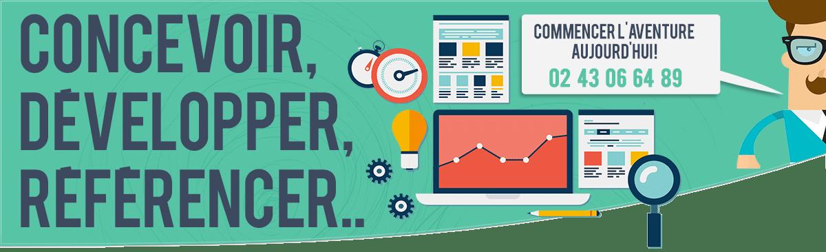 developper activité web